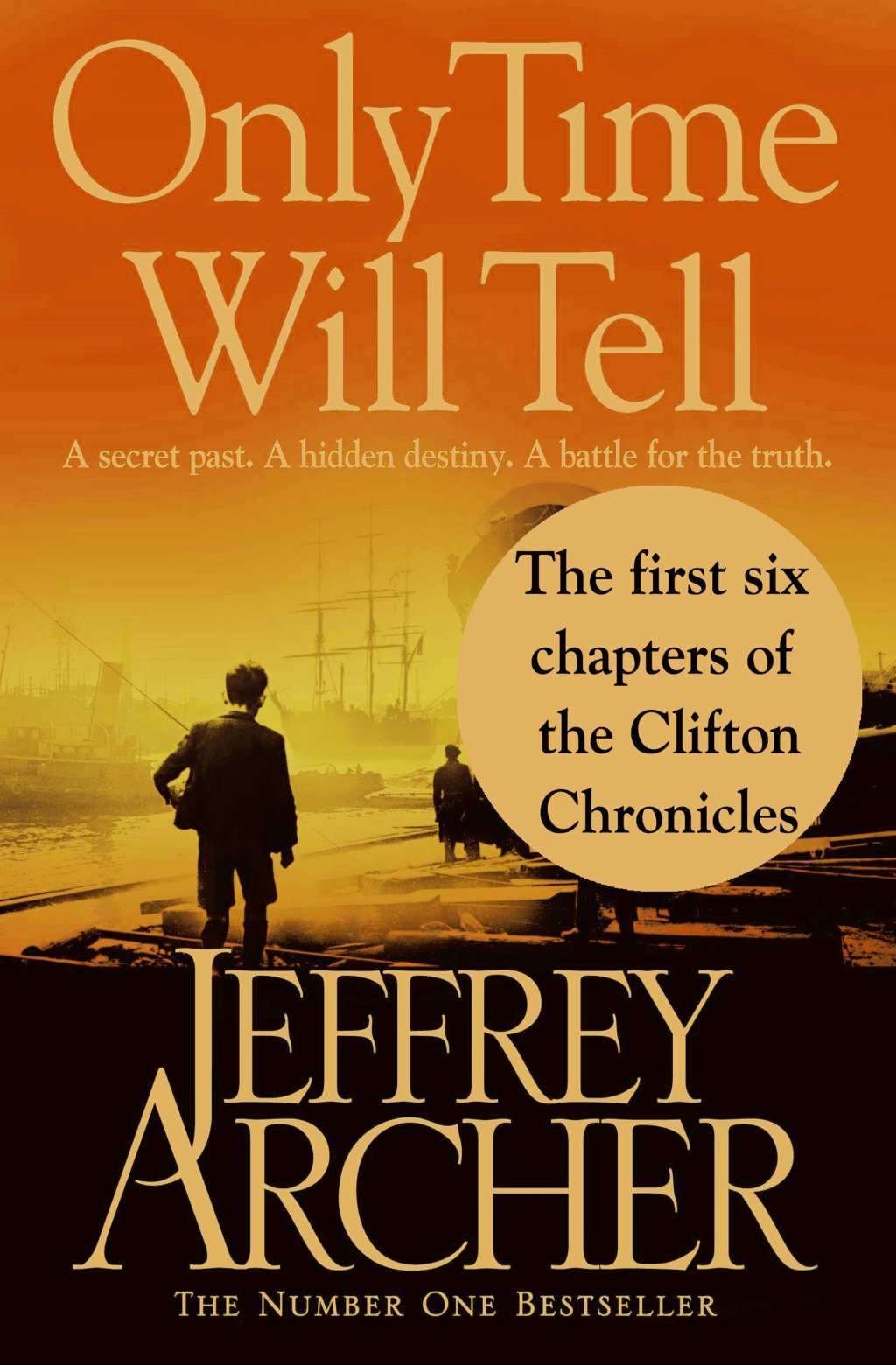 Only Time Will Tell:the first six chapters