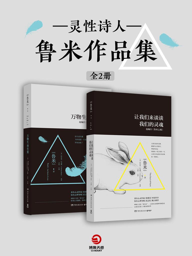 靈性詩人魯米作品集(全二冊)