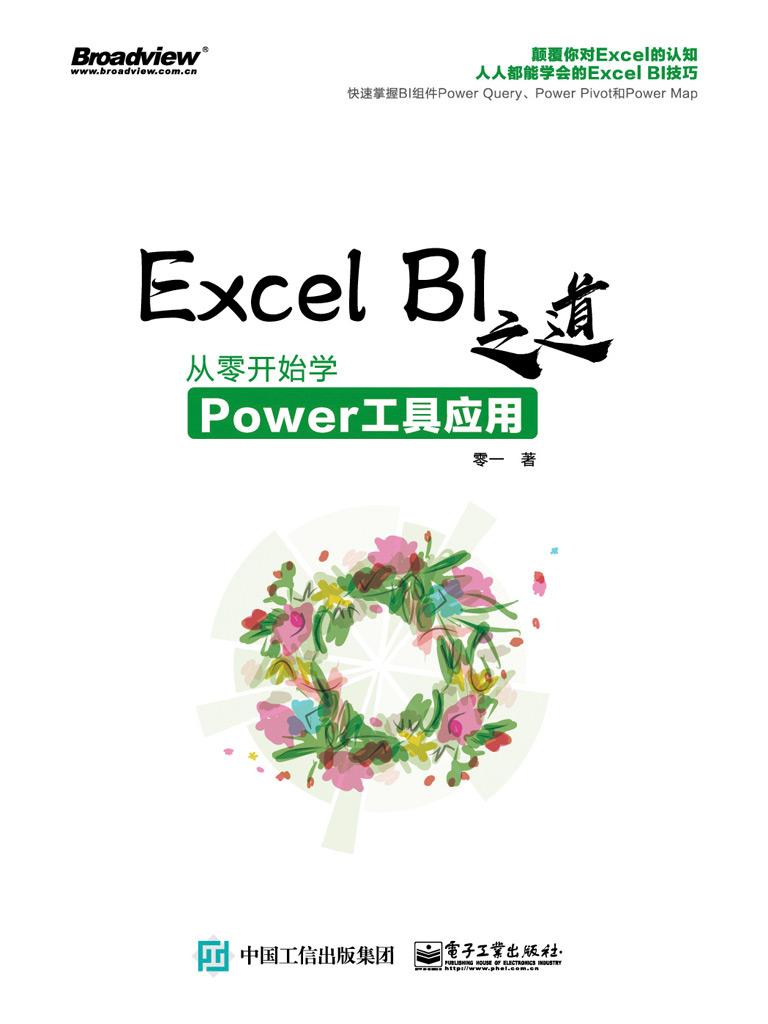 Excel BI 之道:从零开始学Power工具应用