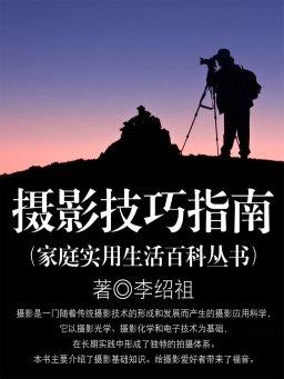 摄影技巧指南(家庭实用生活百科丛书)