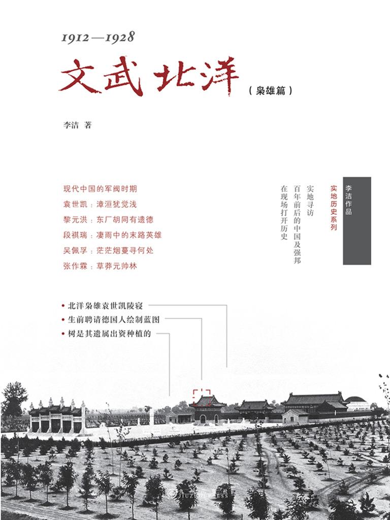 文武北洋:1912-1928(枭雄篇)