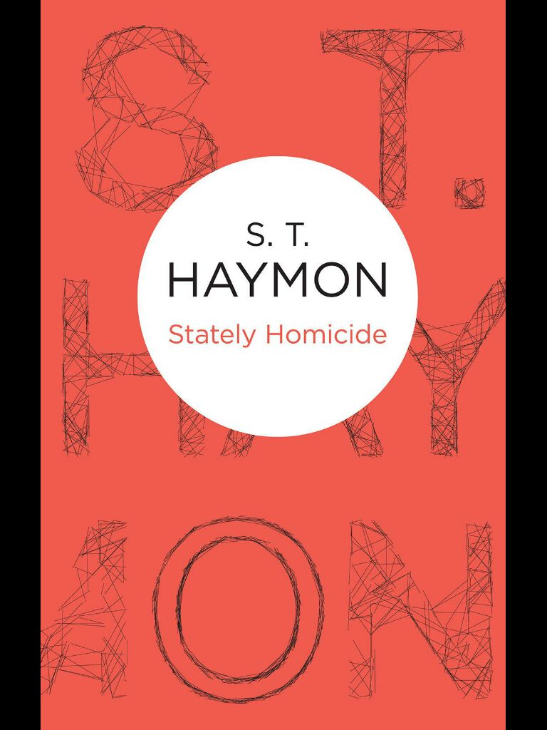 Stately Homicide #3