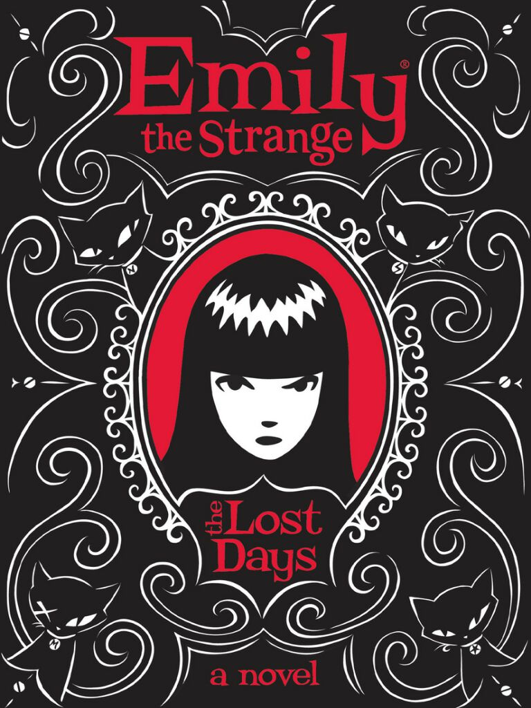 Emily the Strange:The Lost Days