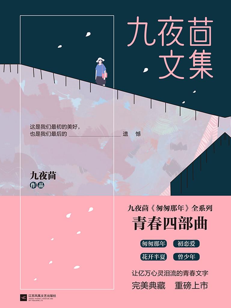 九夜茴文集(共六册)