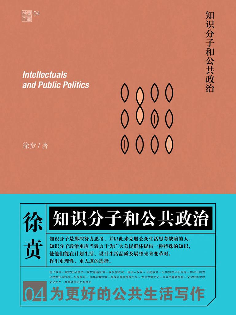 知识分子和公共政治