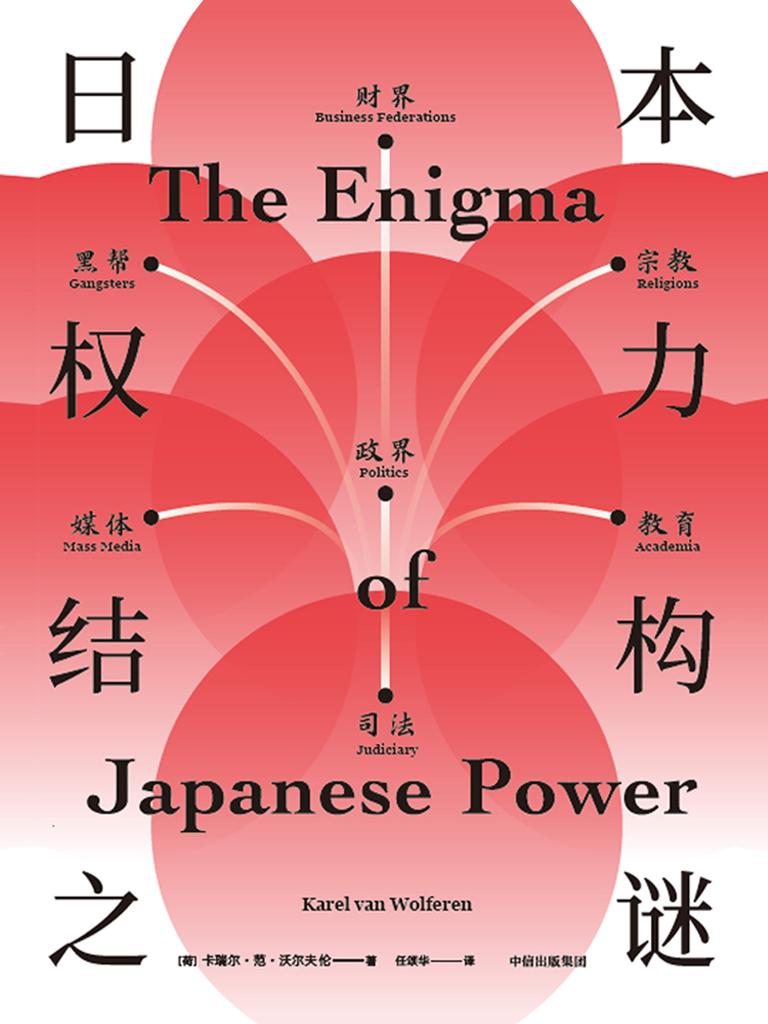 日本权力结构之谜