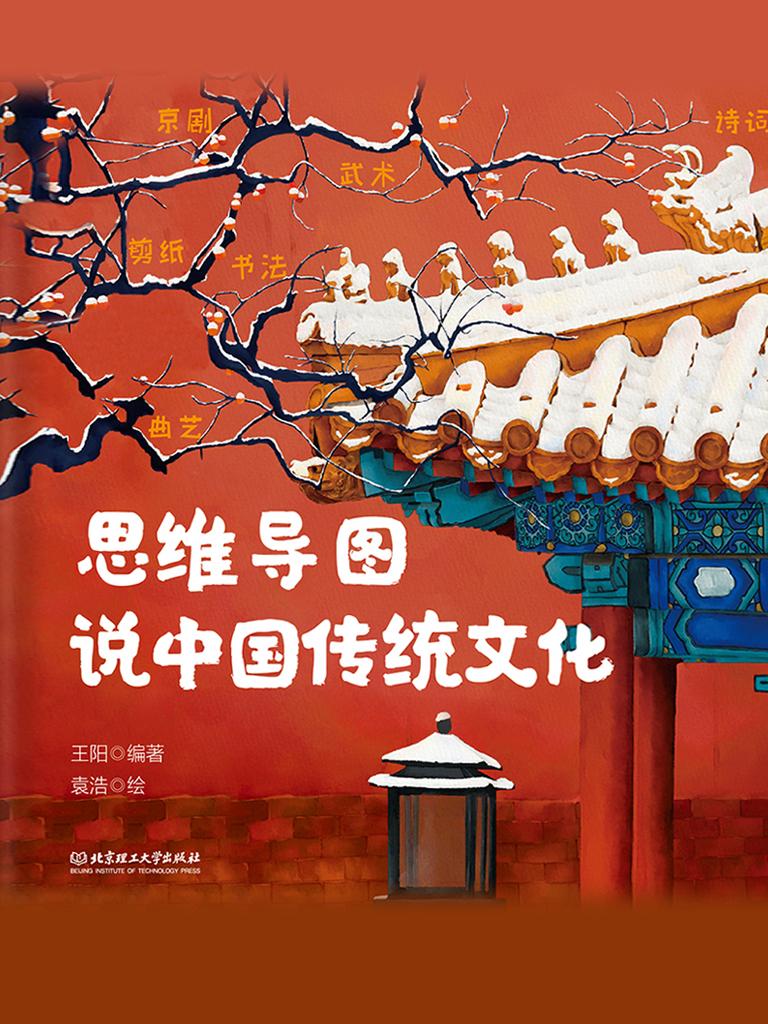 思维导图说中国传统文化