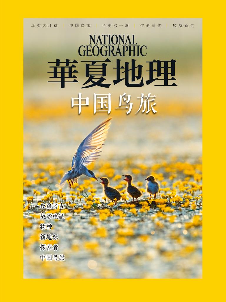 华夏地理·中国鸟旅
