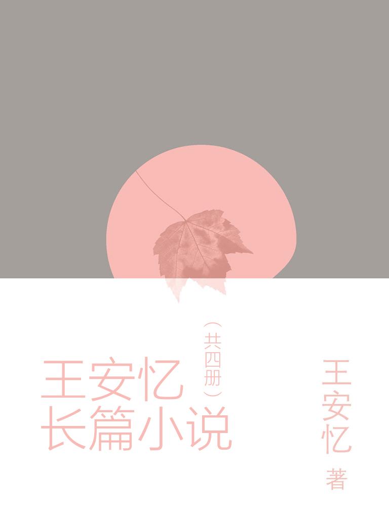 王安忆长篇小说(共四册)