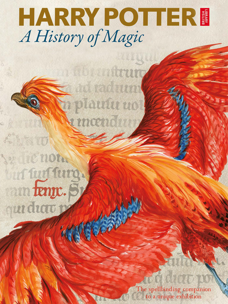 Harry Potter:A History of Magic