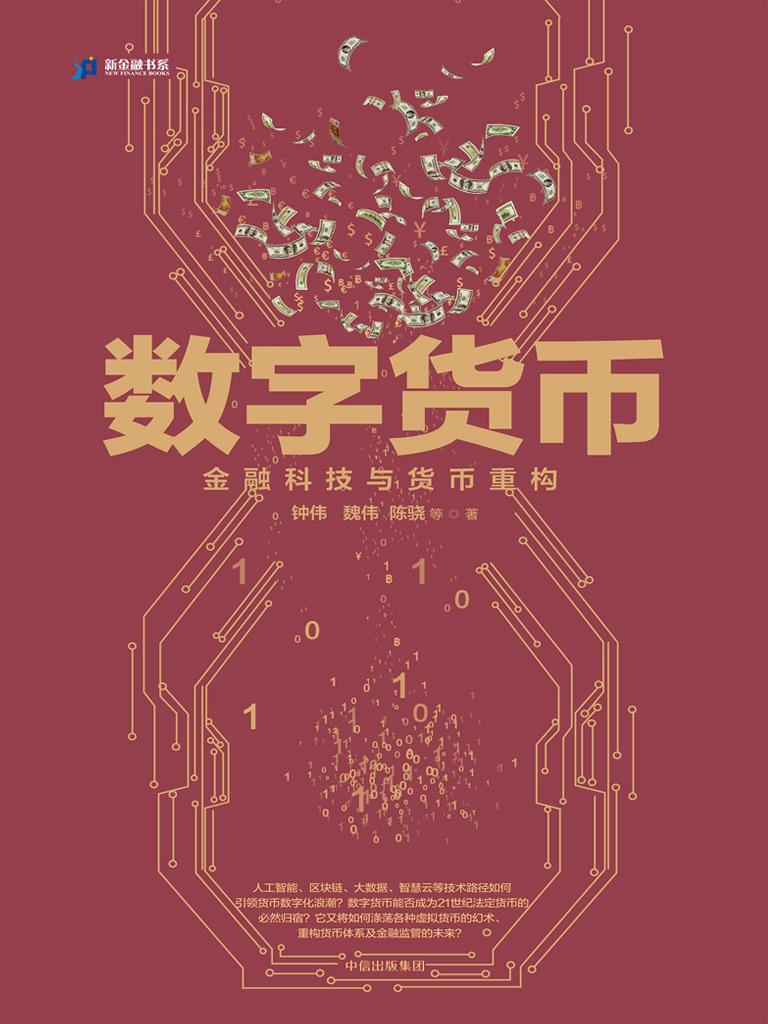 数字货币:金融科技与货币重构(新金融书系)