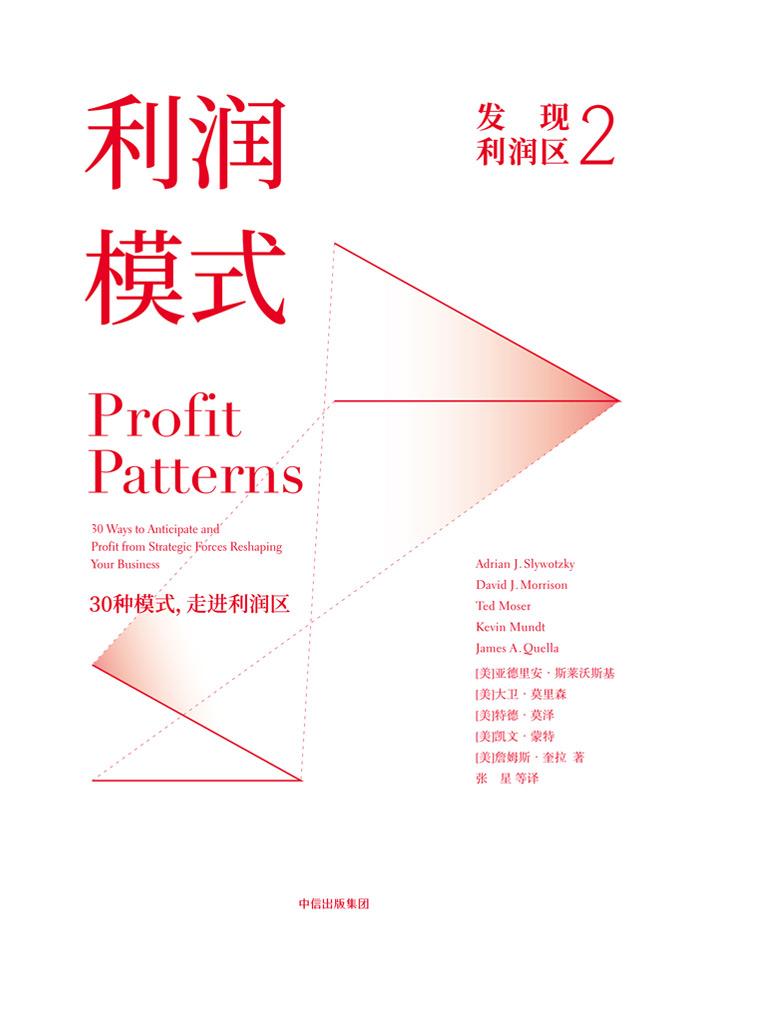 发现利润区 2:利润模式