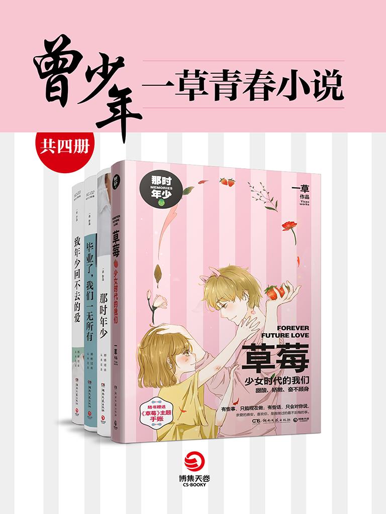 曾少年:一草青春小说(共四册)
