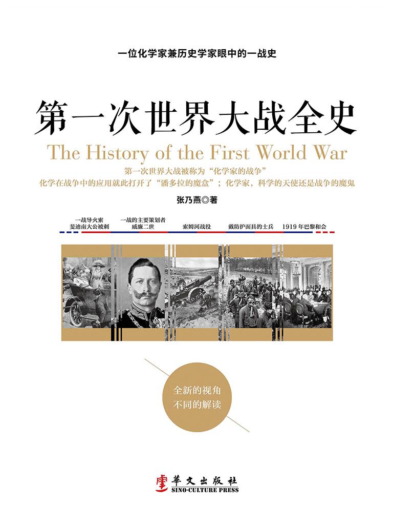 第一次世界大战全史