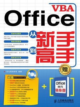 Office VBA从新手到高手