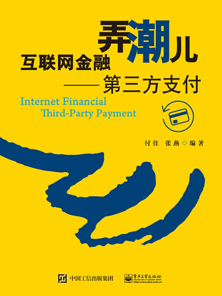 互联网金融弄潮儿:第三方支付
