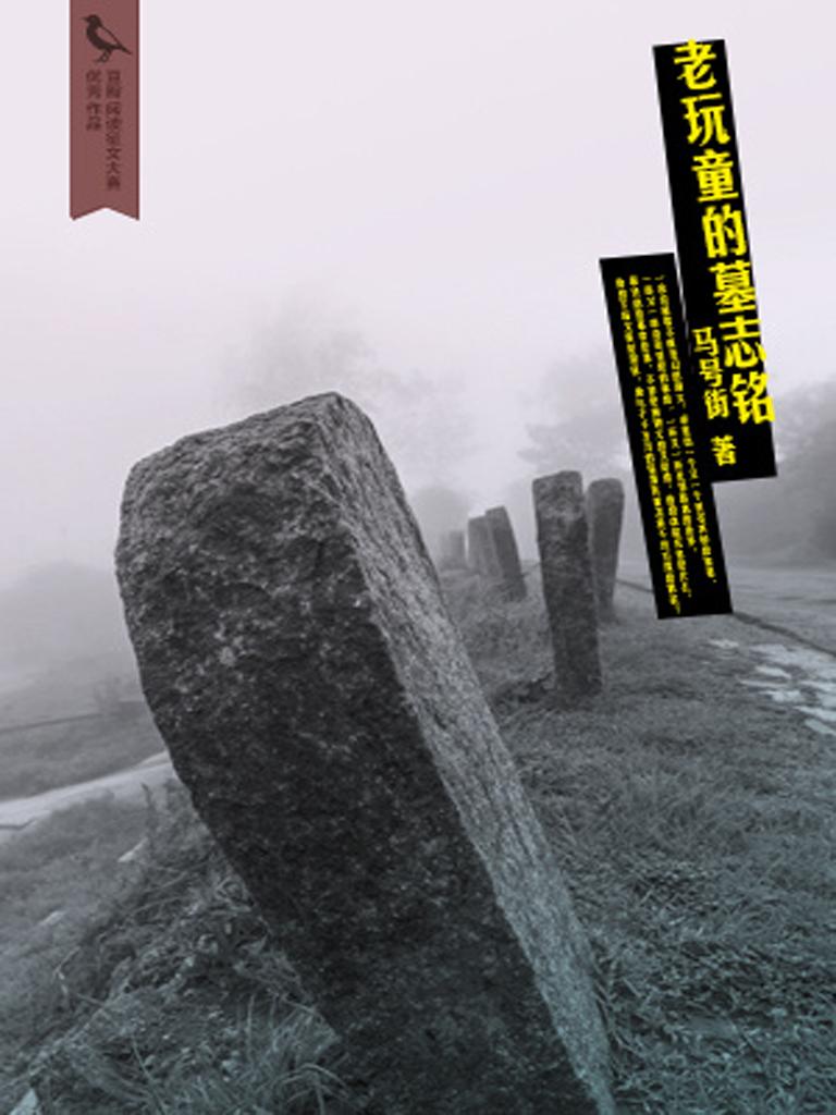 老玩童的墓志铭(千种豆瓣高分原创作品·看小说)
