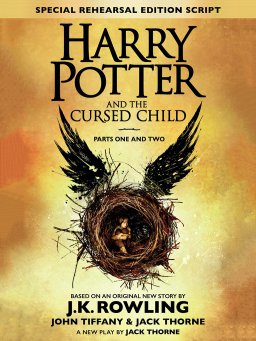 Harry Potter and the Cursed Child-Parts One and Two(Special Rehearsal Edition)
