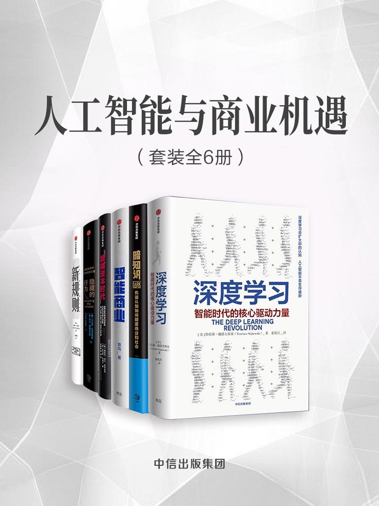 人工智能与商业机遇(全六册)