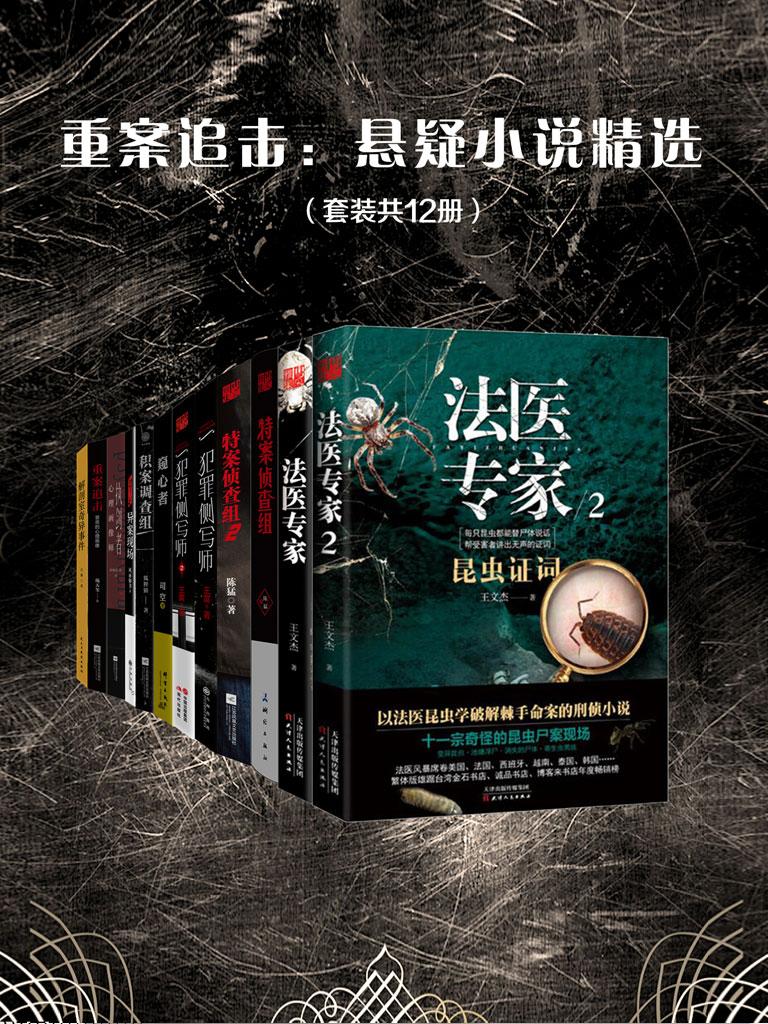 重案追击:悬疑小说精?。ü?2册)