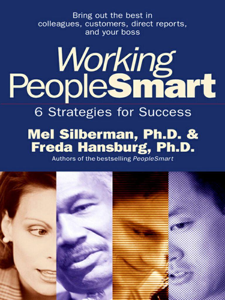 Working PeopleSmart-6 Strategies for Success