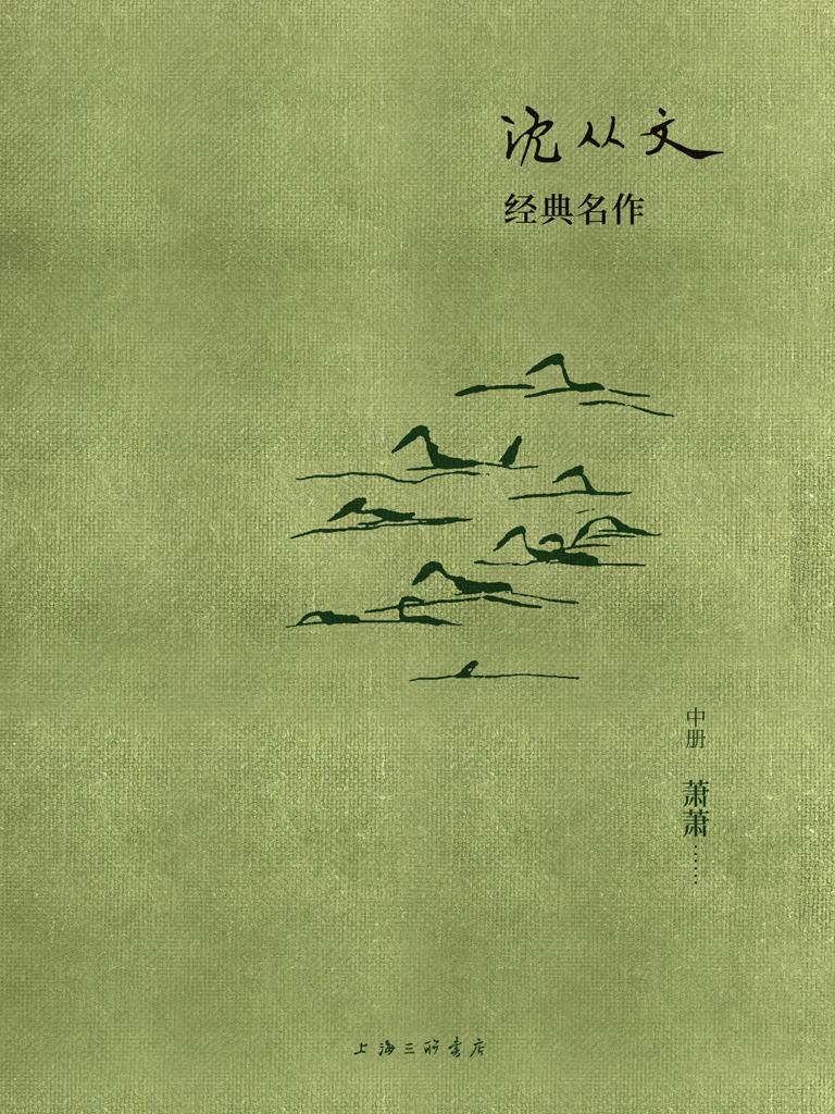 沈从文经典名作:萧萧(中册)