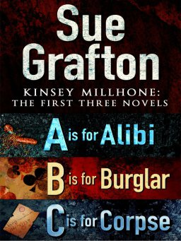 Kinsey Millhone:First Three Novels