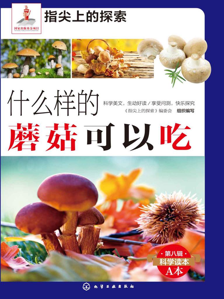 什么样的蘑菇可以吃