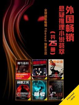 外国畅销悬疑推理小说荟萃(共25册)