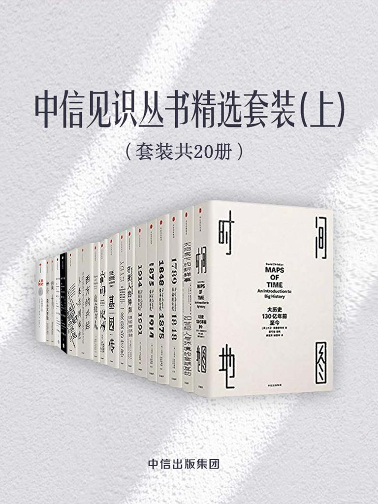 中信见识丛书精选套装(上 共20册)