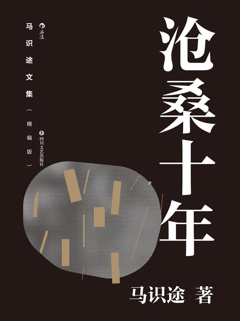 马识途文集(精编版)沧桑十年