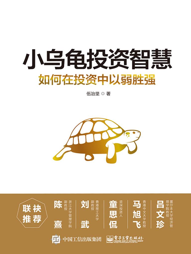 小乌龟投资智慧:如何在投资中以弱胜强