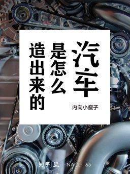 汽车是怎么造出来的:知乎内向小瘦子作品(「知乎·盐」系列)