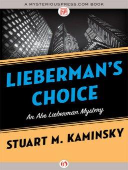 Lieberman's Choice