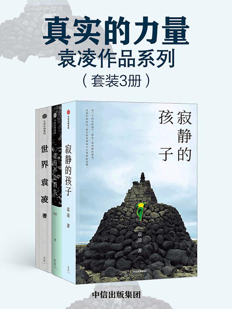 真实的力量 袁凌作品系列(共三册)