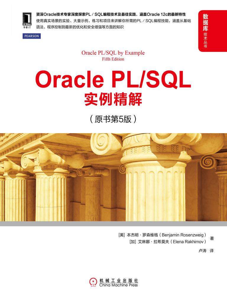 Oracle PL/SQL实例精解(原书第5版)