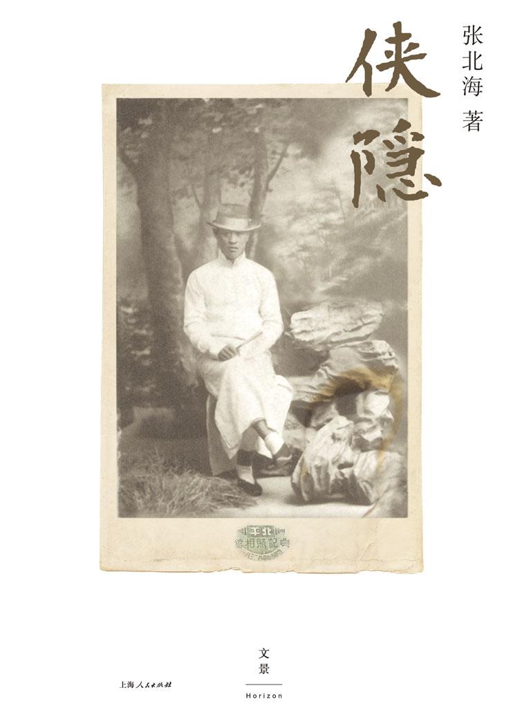 侠隐(《邪不压正》原著小说)