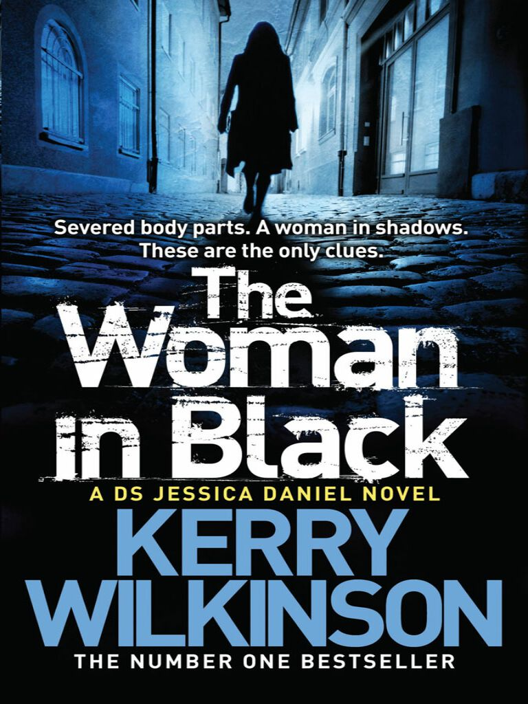 The Woman in Black #3