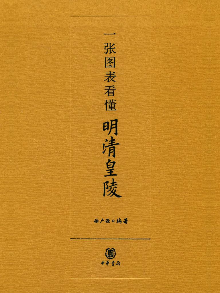 一张图表看懂明清皇陵