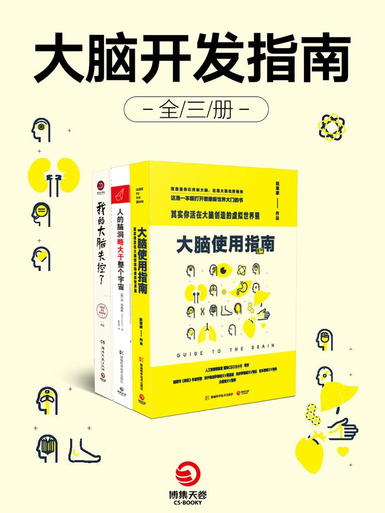 大脑开发指南(全三册)