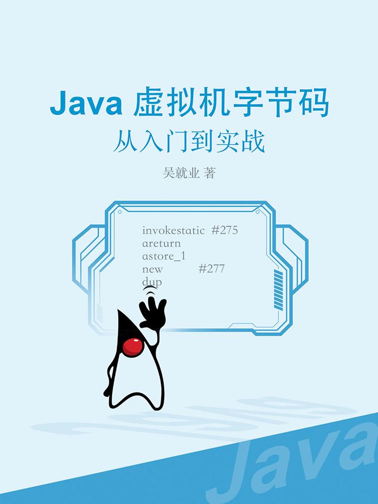 Java虚拟机字节码:从入门到实战