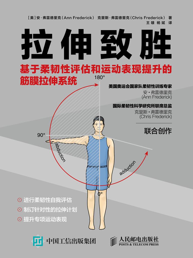 拉伸致胜:基于柔韧性评估和运动表现提升的筋膜拉伸系统