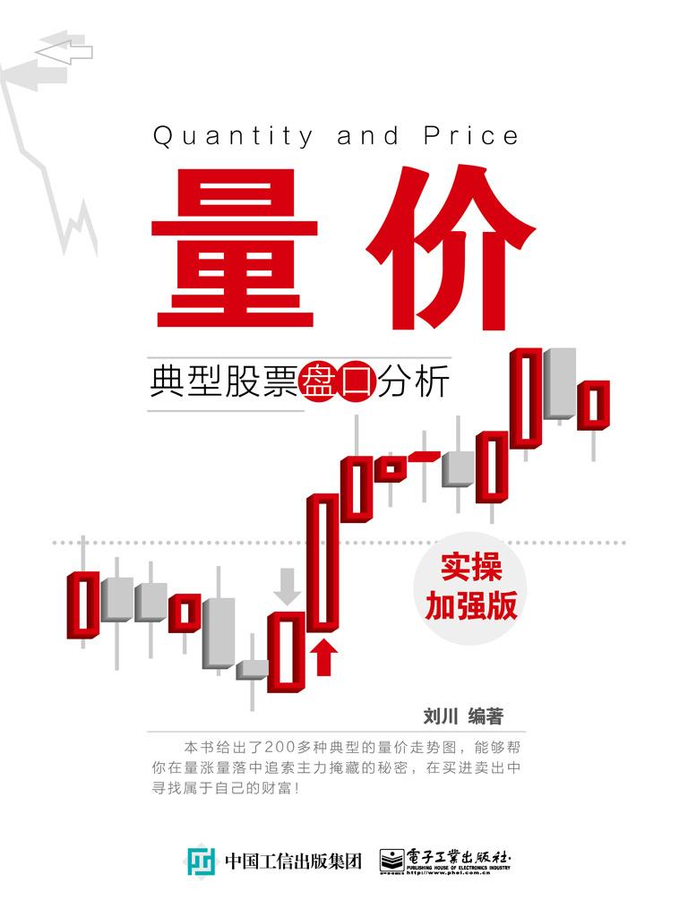 量价:典型股票盘口分析(实操加强版)
