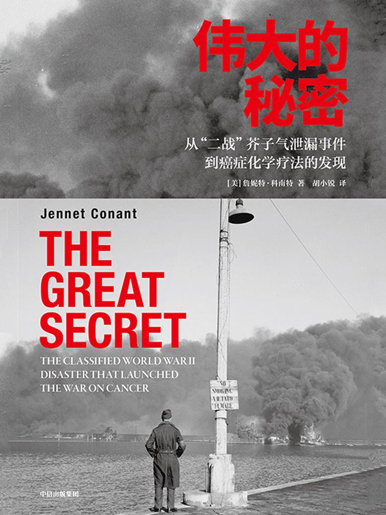 """伟大的秘密:从""""二战""""芥子气泄漏事件到癌症化学疗法的发现"""