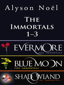 The Immortals Bundle 1-3
