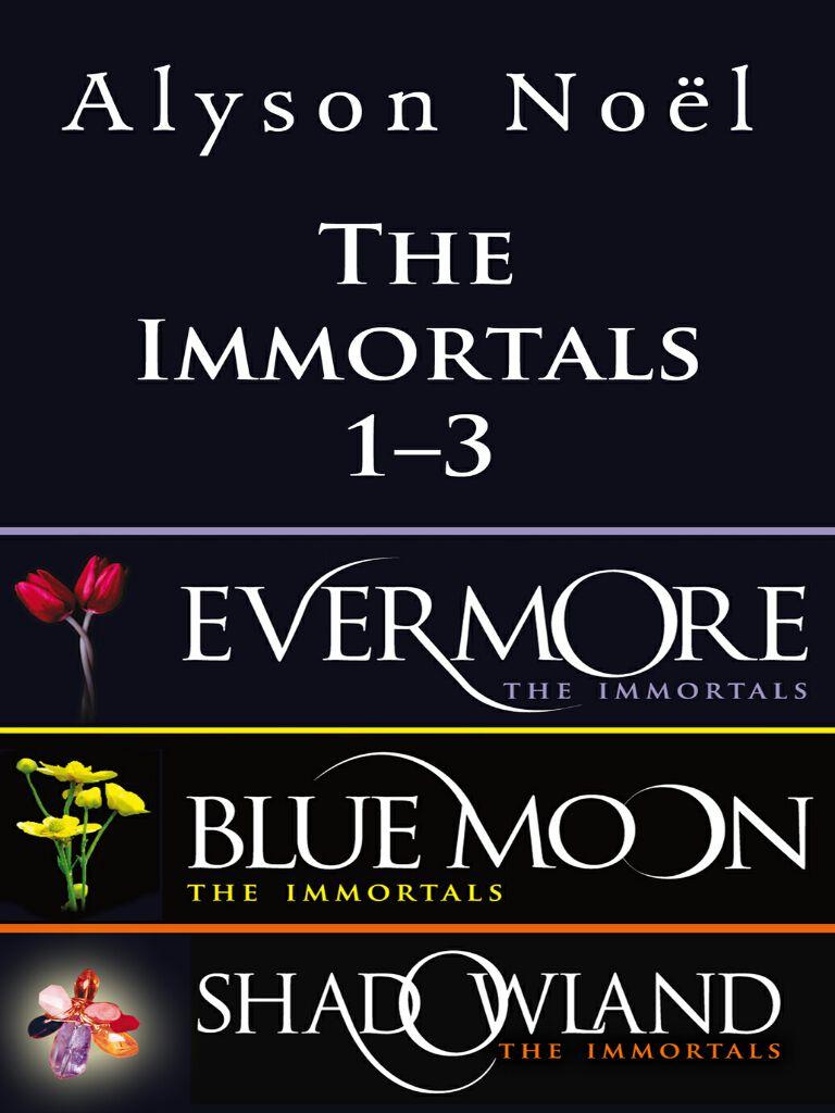 The Immortals Bundle 1-3