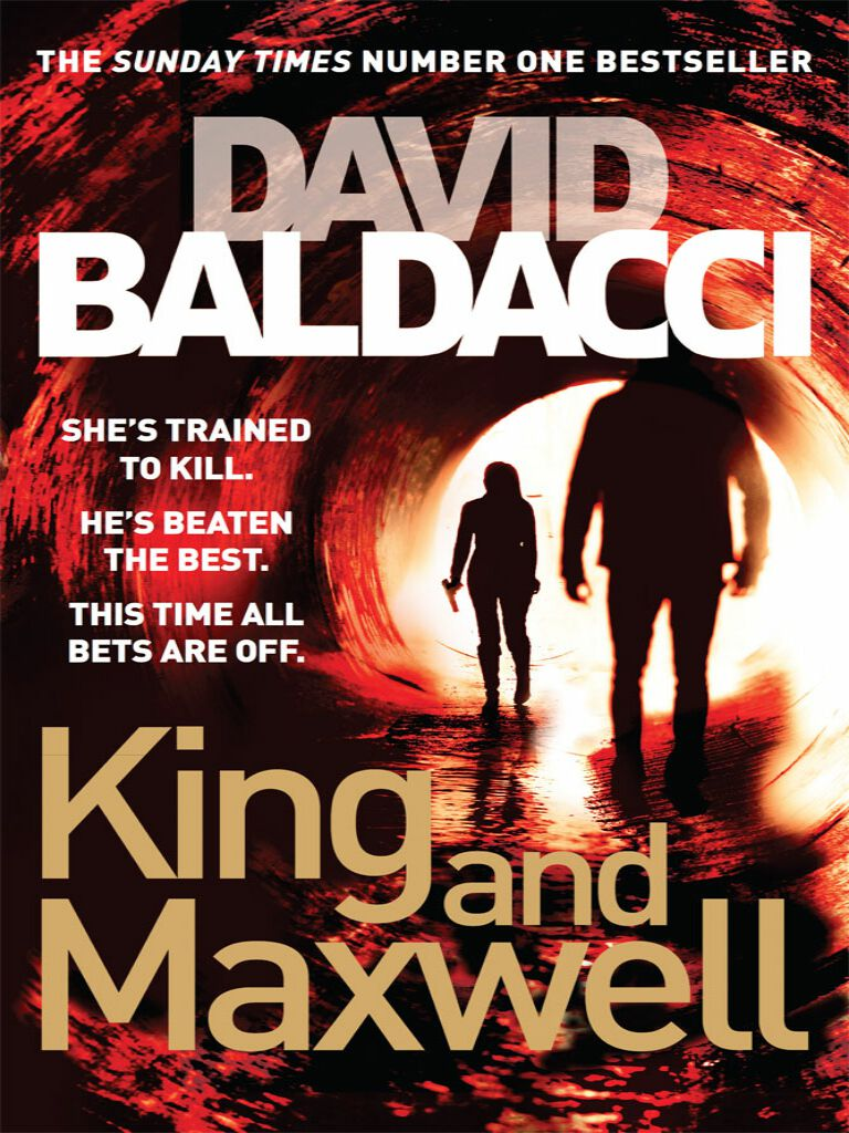 King and Maxwell #6