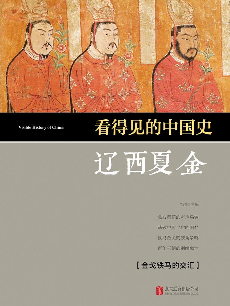 看得见的中国史·辽 西夏 金