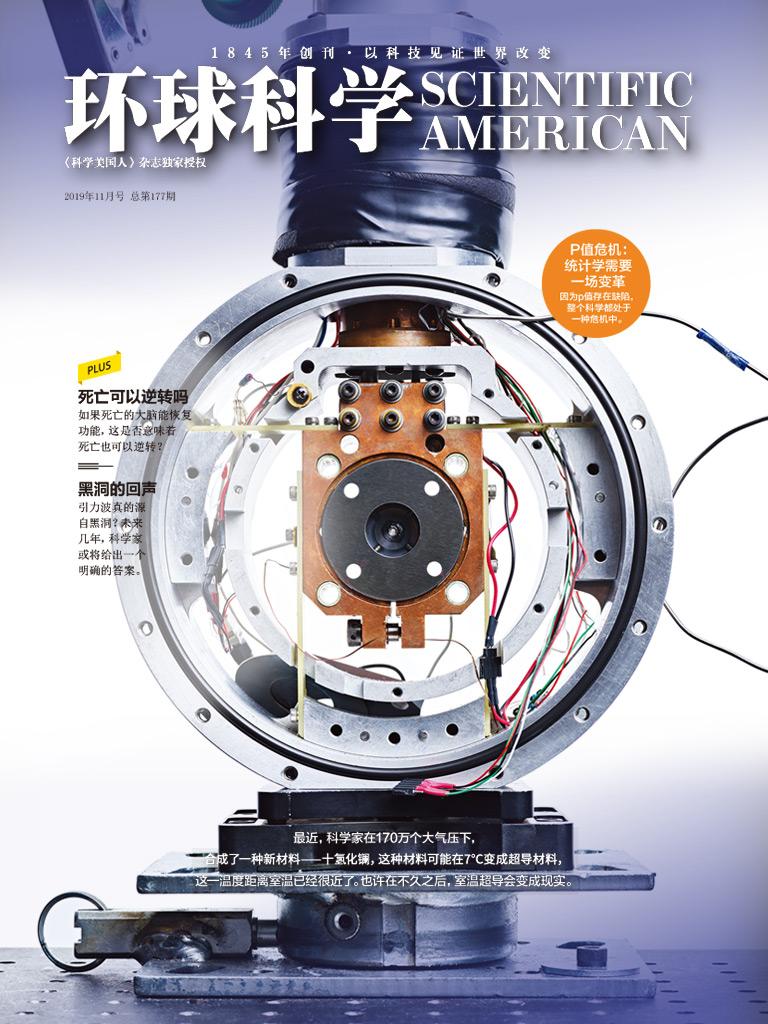 環球科學(2019年11月)