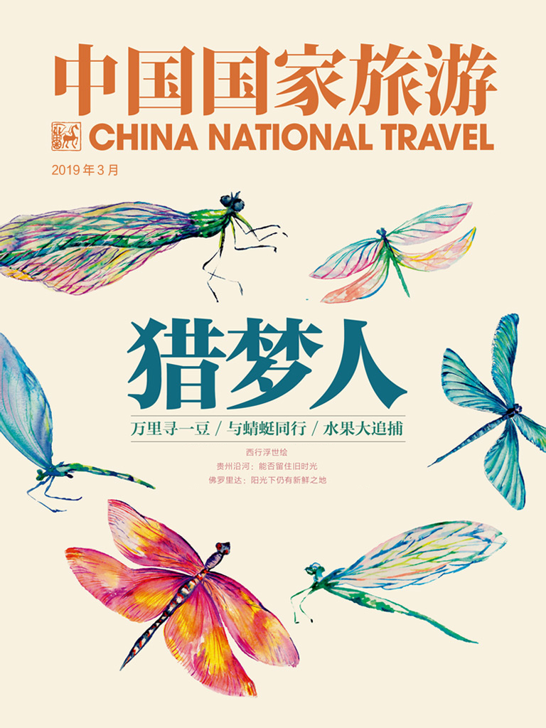 中國國家旅游(2019年3月)